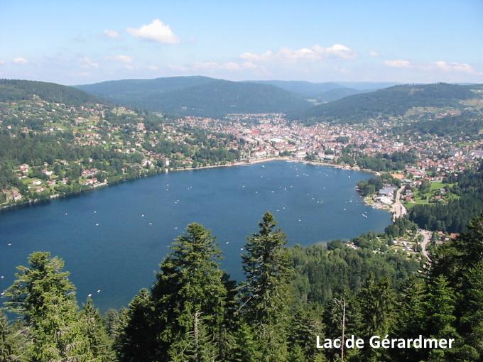 lac gerardmer